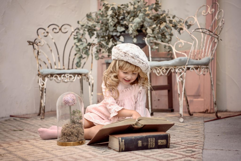 nueva colección otoño-invierno 2021 de moda infantil